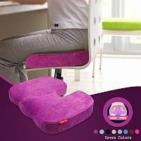 Honana WX-635 Медленный Пена отскоку памяти U Форма Beautify Hip Подушка мягкая диван кресло подушки сиденья здоровья