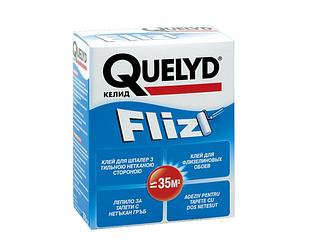 Клей обойный QUELYD ФЛИЗ для флизелина, 300гр