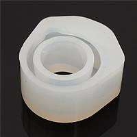 Силиконовые формы коренастый кольца diy ручной работы прессформы делая смолы поставки