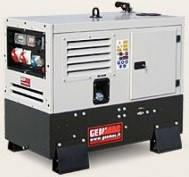Дизель генератор Genmac Urban RG 12000 KSM (11 кВт)