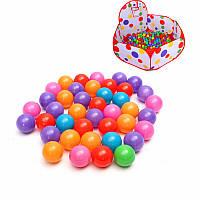 100шт 5.5 см мягкого пластика океана шар безопасный kid яму игрушки плавать красочные мяч игрушка