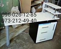 Маникюрный стол стол для маникюра стандарт+ с уф лампой