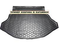 Полиуретановый коврик для багажника Mercedes W124 Sedan