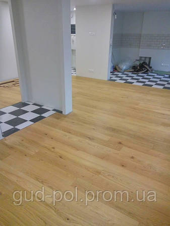 Паркетная доска Hoco Woodlink Rustic oak oiled