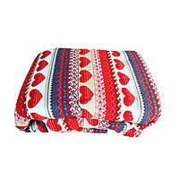 Одеяло полуторное холлофайбер, ткань поплин