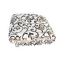 Одеяло двуспальное 180/220 холлофайбер, ткань поплин