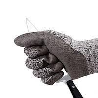 ZANLURE Устойчивые к вырезам перчатки уровня 5 защиты продуктов питания класса EN388 сертифицированные защитные перчатки для рыбалки на открыт