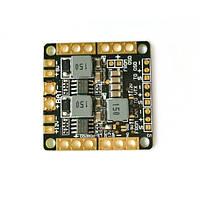 Cc3d NAZE32 F3 распределения питания PDB с фильтром клюв Выход 5V 12v 3A для qav250