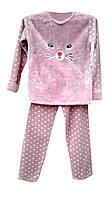 Махровые детские пижамы для подростков