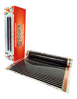 Инфракрасный пленочный теплый пол SolarX 2 кв.м.
