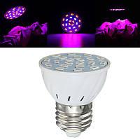 E27 3w LED светать посадки цветок Лампа гидропоникой полный спектр