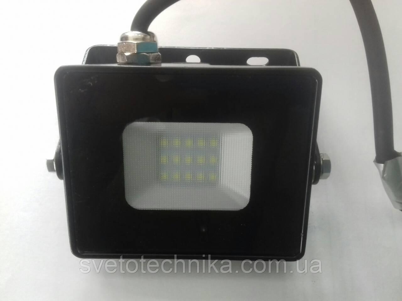 Светодиодный прожектор Feron LL-991 10W 6400К