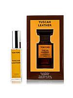 Мини парфюм Tom Ford Tuscan Leather 40 мл в подарочной упаковке (унисекс)