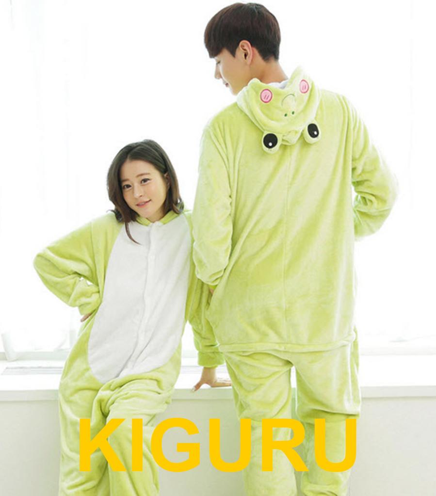 Кигуруми пижама лягушка  Лучшая цена и отличный ассортимент ... 3f9b9fed83d5d