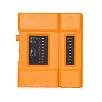 LAN телефонной сети Ethernet Кабельный тестер трекер RJ45 RJ12