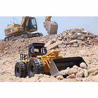 Huina toys1520 шестиканальный 1/14rc металла бульдозер зарядки RC автомобилей