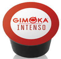 Кофе в капсулах Gimoka Intenso (Lavazza BLUE) 100 шт., Италия