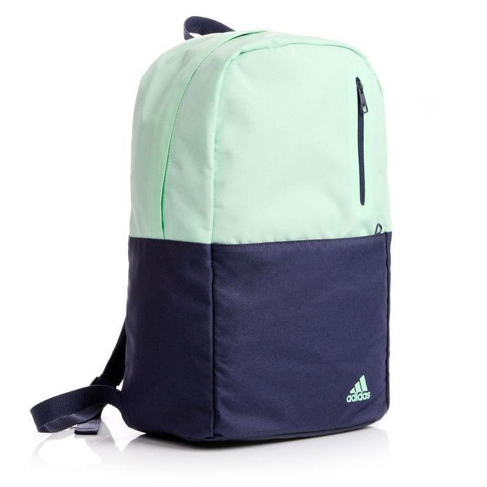 ca1d38b8672f Рюкзак спортивный adidas VERSATILE block AB1883 (синий, отделение для  планшетов   ноутбуков, 25.9