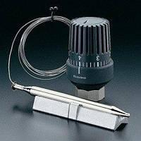 Терморегулятор Oventrop 1142861 с накладным датчиком 20-50°С (Овентроп)
