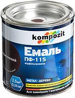 Эмаль ПФ - 115 Kompozit 12л