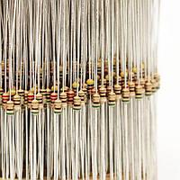 2425 штук 5% 1/8W 0.125w металлическая пленка резистор 97 значения сортировали комплект диапазон 1 Ом ~ 1м Ом