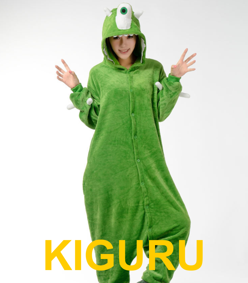 Кигуруми Майк пижама корпорация монстров