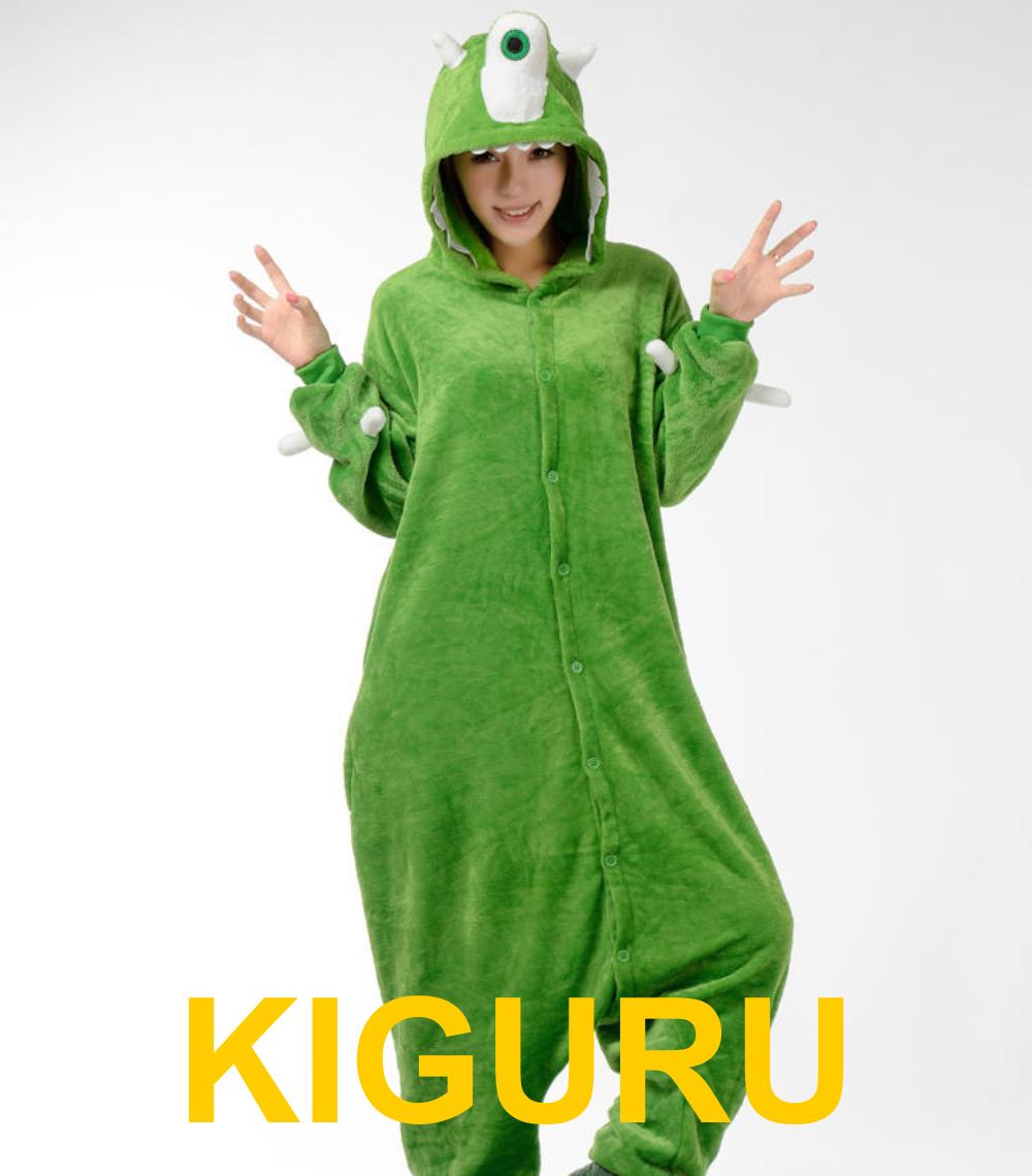Кигуруми Майк пижама корпорация монстров - KIGURU в Киеве fe899916e980e