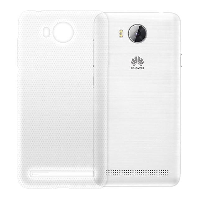 Чехол GlobalCase (TPU) Extra Slim для Huawei Y3 II (Light) (1283126473401)