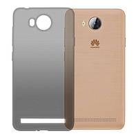 Чехол GlobalCase (TPU) Extra Slim для Huawei Y3 II (Dark) (1283126473470)