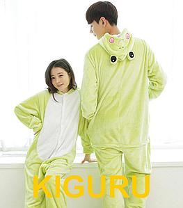 Кигуруми лягушка пижама