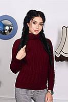 Качественный свитер из шерсти