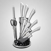Набор кухонных ножей 8 в 1 Royalty Line RL-KSS600