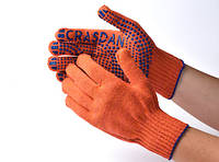 Нанесение логотипа на перчатки