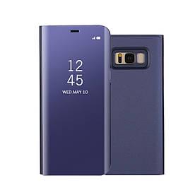 Чохол книжка для Samsung Galaxy S8 Plus G955 бічній ORIGINAL, Smart Cover, фіолетовий