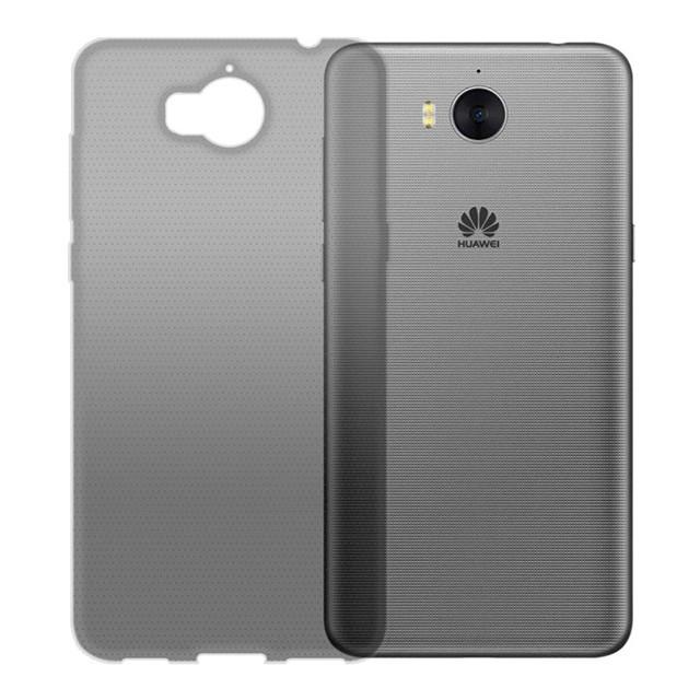 Чехол GlobalCase (TPU) Extra Slim для Huawei Y5 2017 (Dark) (1283126479144)