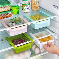 Honana Пластиковый кухонный стеллаж для хранениядля в холодильнике и морозильнике Держатель полки Организация Кухни