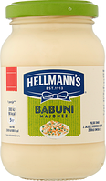 Майонез Hellmanns Babuni 411 г