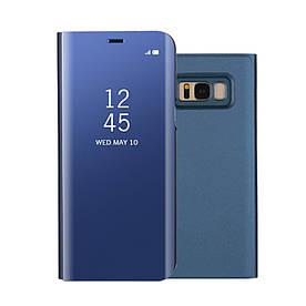 Чохол книжка для Samsung Galaxy S8 Plus G955 бічній ORIGINAL, Smart Cover, синій