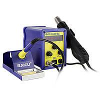 BAKU BK-878l2 700w 110v нам подключить 2 в 1 паяльная станция паяльника и фена