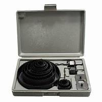 16pcs 19-127mm отверстие резец комплект комплект режущего инструмента