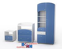"Комплект мебели  ""Китти"" (синий)"