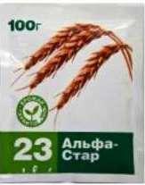 Гербіцид Альфа-Стар (Гранстар) упаковка 100г