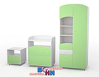 "Комплект мебели  ""Китти"" (зеленая вода)"