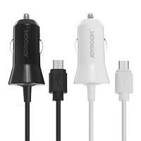JOYROOM C103 5V 2.4A Весна Провод Авто зарядное устройство для сотового телефона Tablet