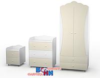 """Комплект мебели  """"Адель"""" (ваниль)"""