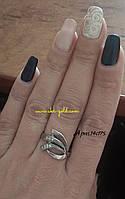 Серебряное кольцо, арт.14с175