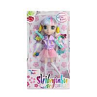 Кукла Shibajuku Girls S2 Юки 33 см с аксессуарами (HUN6619)