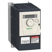 Преобразователь частоты серии Altivar 312 мощность 0,75 кВт, 3ф, 380В, Schneider Electric