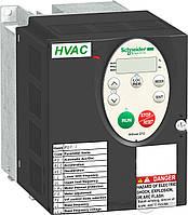 Преобразователь частоты серии Altivar 312 мощность 3 кВт, 3ф, 380В, Schneider Electric