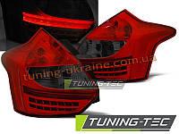 Задние фонари на Ford Focus 2011-2014 HATCHBACK